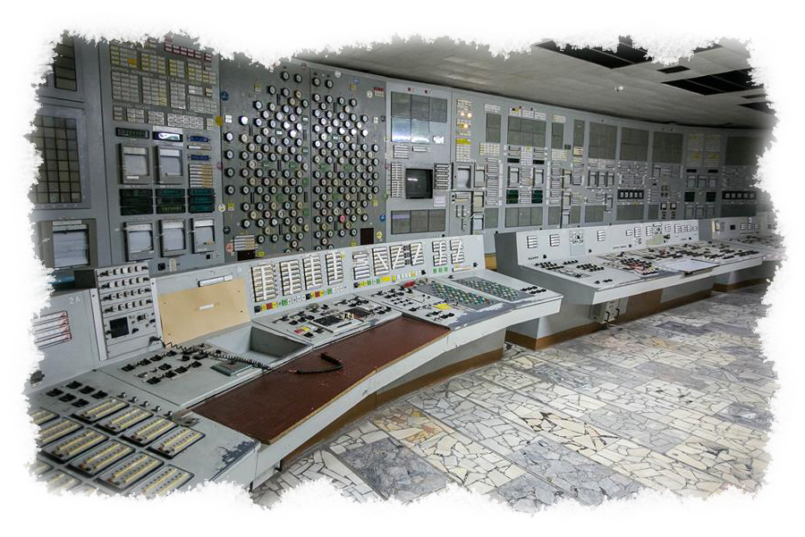 ChNPP CHERNOBYL NUCLEAR POWER PLANT VISIT